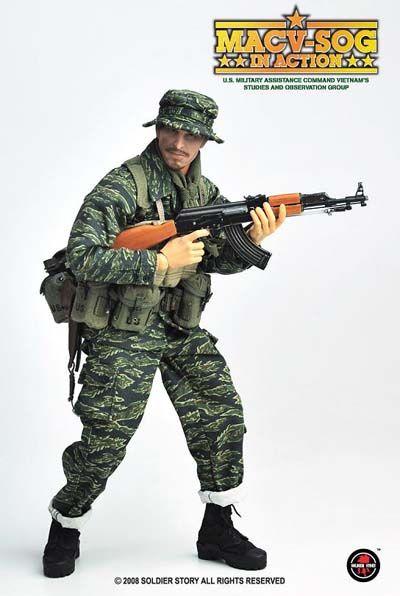 Cold War (Vietnam) [Tcetihcra] MACV-SOG