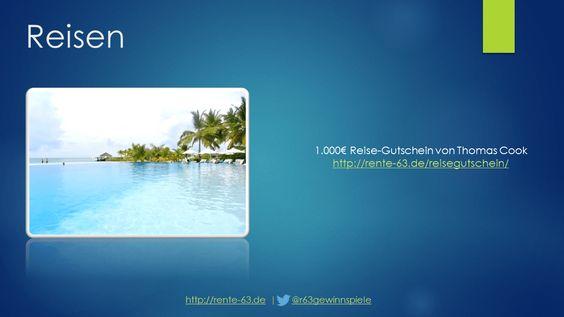 1.000€ Reisegutschein http://rente-63.de/reisegutschein/