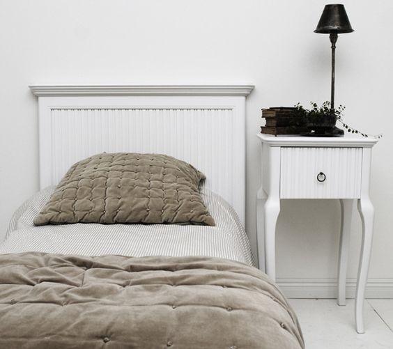 Sexy, Royals and Bedrooms on Pinterest : nattduksbord bedrooms : Inredning