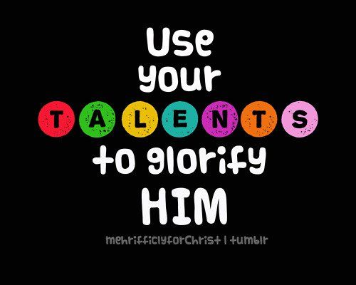 Image result for use your talent