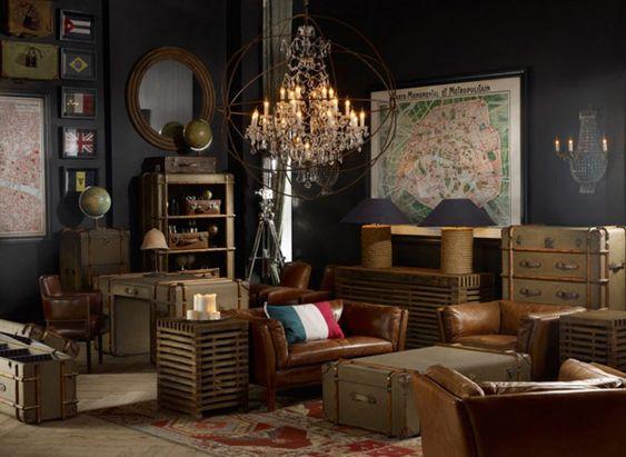 vintage-livingroom-decoration-inspiration-4.jpg (600×438 ...