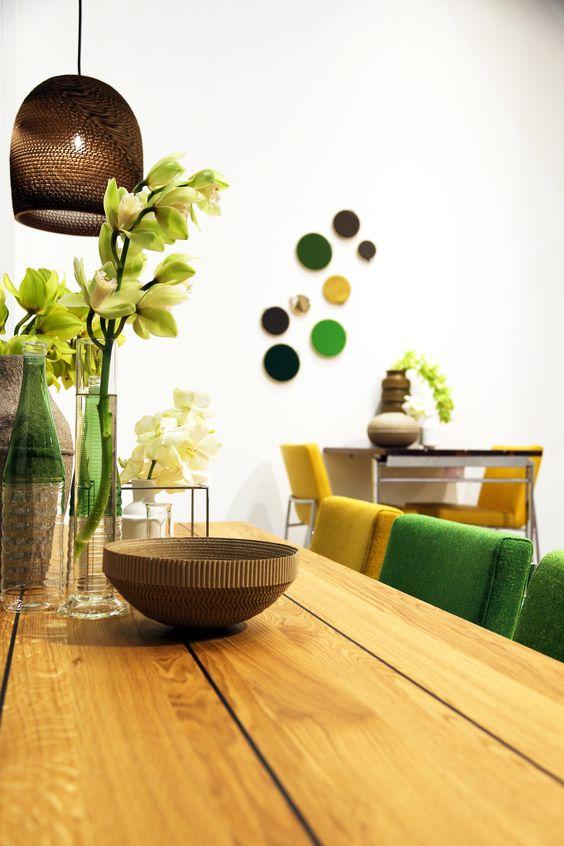 Kleurrijk Scandinavisch design van Harvink. #scandinavisch #design