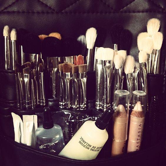 #brushes #makeup