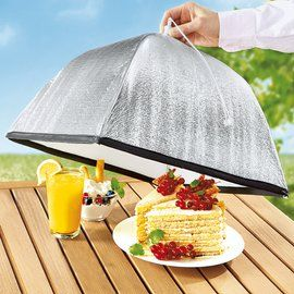Hitzeschutz-Schirm