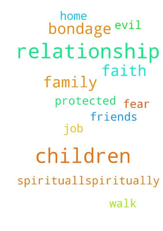 Pray for my relationship my children - Pray for my relationship my ...