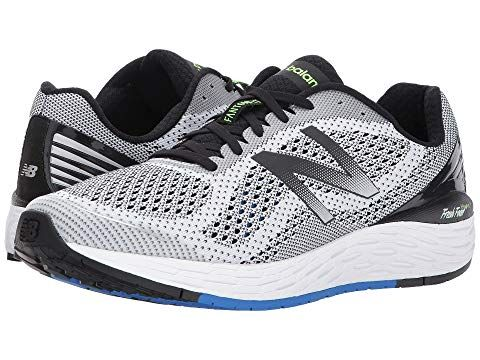New Balance Fresh Foam Vongo V2 White Vivid Cobalt Newbalance Shoes
