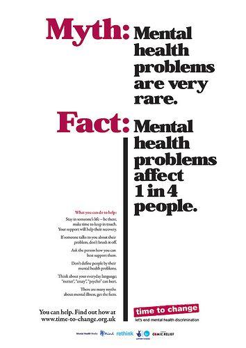 Comic Relief challenge Mental Health Stigma