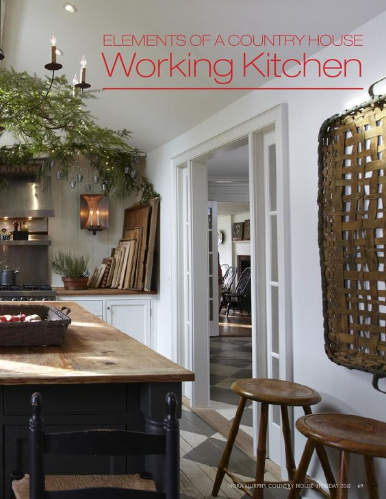 A lifestyle magazine rich in the details of Country House living – decorating, gardening, entertaining, and recipes.: