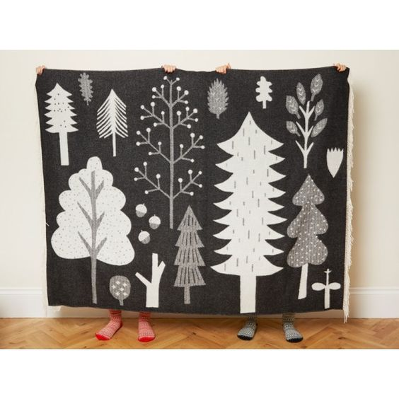 Cozy Up for Fall With These 19 Throw Blankets