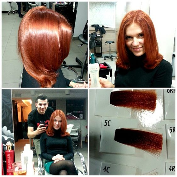 5C CHI Ionic Copper Color by albert_sarkisian #CHIColor ...