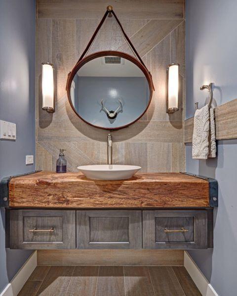 Diyecek Soz Yok Zarif Elit Ve Kibar Bir Banyo Dekorasyonu Dekorasyon Banyo Banyo Bir Deko Houzz Bathroom Bathroom Sink Design Small Bathroom Vanities