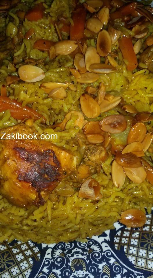 أرز مكرمل على الطريقة الايرانية Lebanon Food Food Receipes Recipes