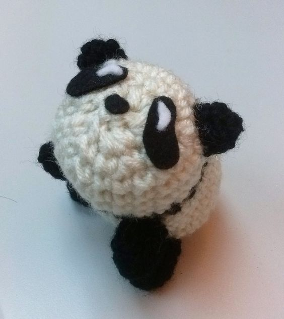 this is my new panda baby, you can adopt it too.