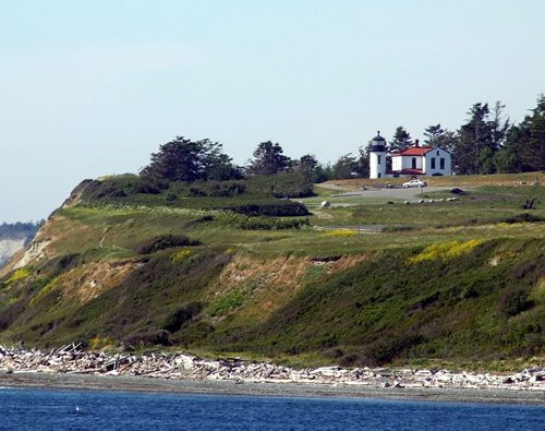 Admiralty Point, Whidbey Island, WA