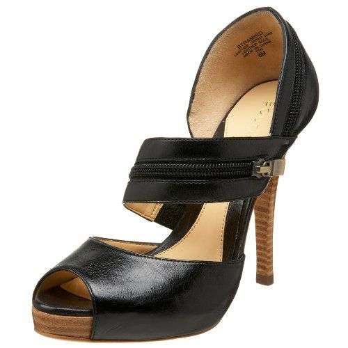 Black heel: