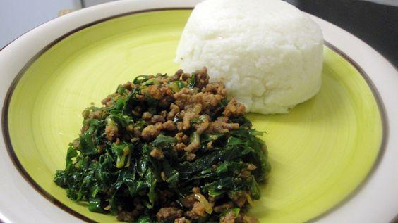Zimbabwe each day and africa on pinterest for Cuisine zimbabwe