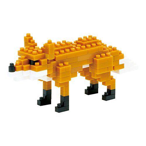 Kawada KAWADA NanoBlock FOX () Building Kit