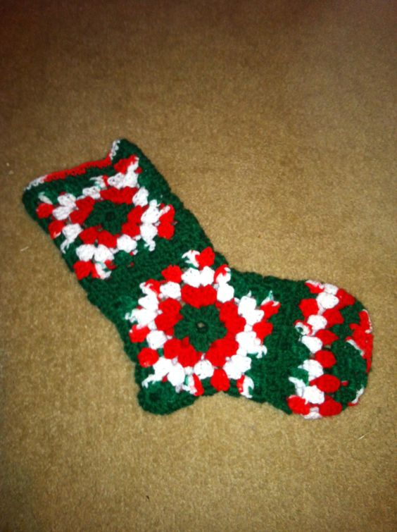 Granny stocking