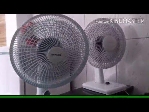 Faxina no ventilador, desmontar, lavar e limpar. - YouTube