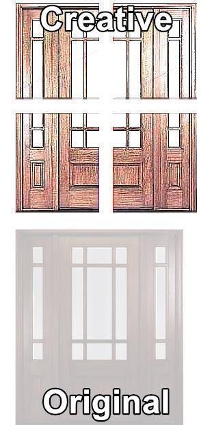 White French Doors Interior Hardwood Exterior Doors 15 Panel Glass Interior Door Steel Doors Exterior French Doors Double Doors Exterior