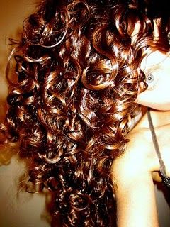Curly Blog