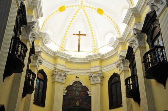 澳门,圣奥斯汀教堂