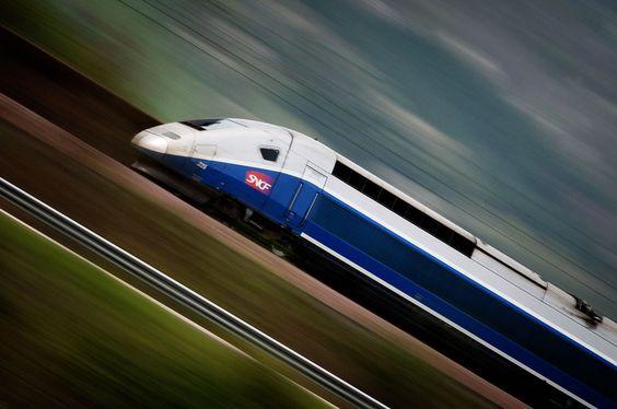 SNCF Train à Grande Vitesse