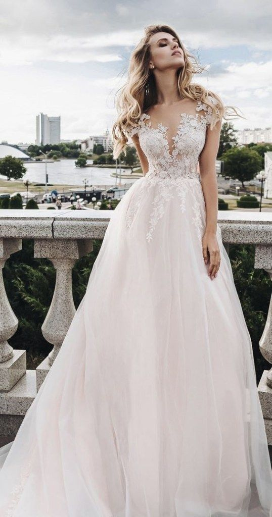 30 Classy Wedding Gowns Lace Fit And Flare Bridal Style For Simple Princess Look Lifestyle State In 2020 Ball Gowns Wedding Wedding Dresses Ball Gown Wedding Dress