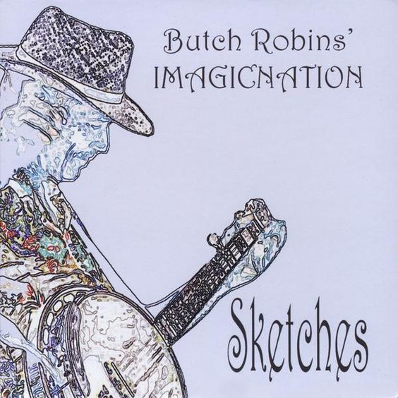 Butch Imagicnation Robins - Sketches, Green