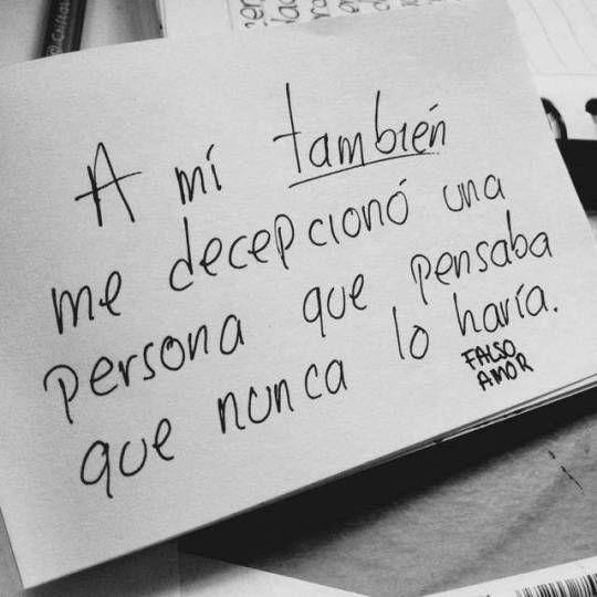 Falso Amore2 Falso Amor Falso Mensajes