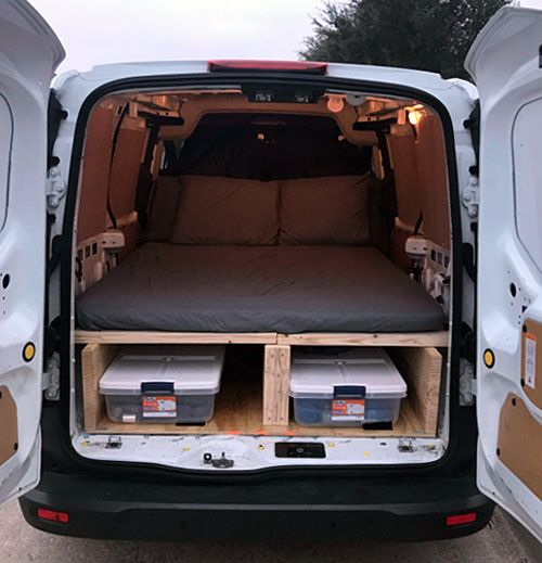 Van Conversion Ideas A Showcase Of Van Builds And All Their