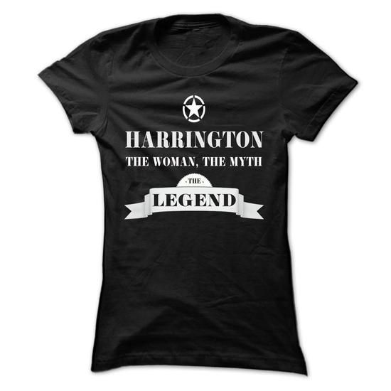 HARRINGTON, the woman, the myth, the legend - #superhero hoodie #cheap sweater. CHEAP PRICE => https://www.sunfrog.com/Names/HARRINGTON-the-woman-the-myth-the-legend-dhitzxhxrf-Ladies.html?68278