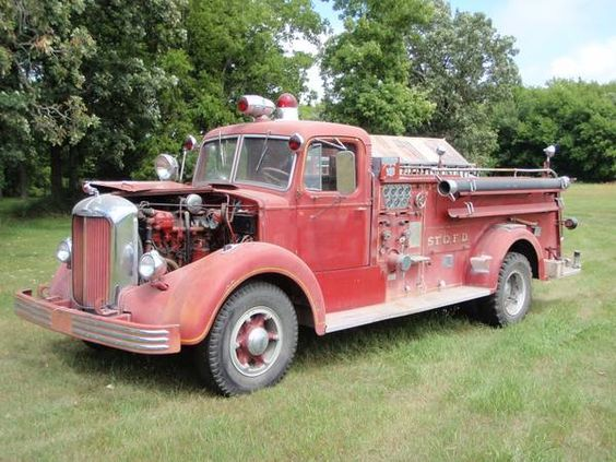 Make:  Mack Model:  Fire Truck/Pumper Truck Year:  1951  Exterior Color: Red Interior Color: Red Doors: Two Door Vehicle Condition: Good   Phone:  218-232-7857   For MOre Info Visit: http://UnitedCarExchange.com/a1/1951-Mack-Fire%20Truck@Pumper%20Truck-729246297187