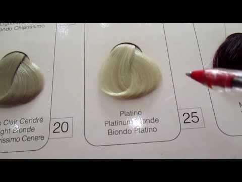 جميع خلطات ميلونج صبغة لوغيات الناجحة 100مثل صالون حلاقة Laureiat Youtube
