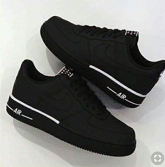 Nike Air Force 1 07 Pivot Black - Where
