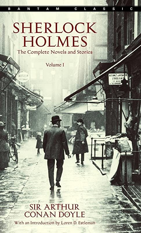 Download Sherlock Holmes The Complete Novels And Stories Vol 1 By Sir Arthur Conan Doyle Livre Sherlock Holmes Sherlock