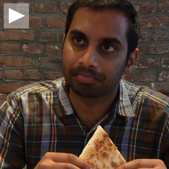 Cool Hunting Video Presents: Aziz Ansari - Our chat with a comedy powerhouse about tacos, comedy and the future of media