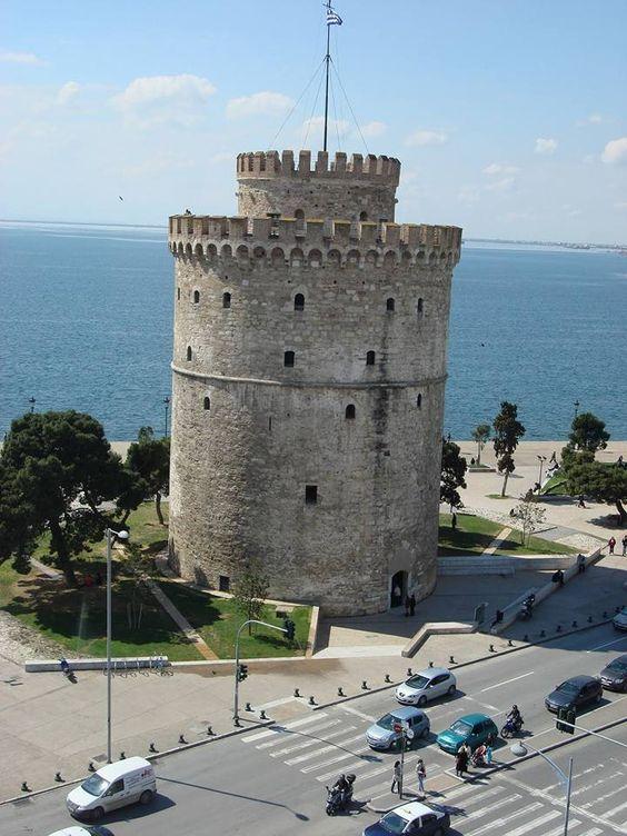 Torre Blanca de Tesalónica, Grecia
