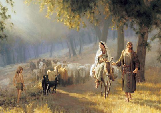 Relato de Navidad para representar el Pesebre Viviente