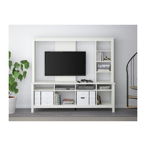 Ikea Tv Stand Tomnas Living Room Decor Pinterest