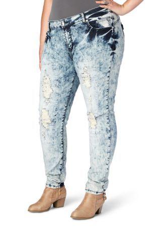 Junior Plus Size Jeans | rue21 | Plus size | Pinterest | Plus Size