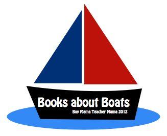 Book Mama: Boat Books