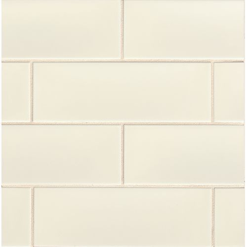 Grace 4 X 12 Wall Tile In Panna Ceramic Wall Tiles Wall Tiles Cool Color Palette