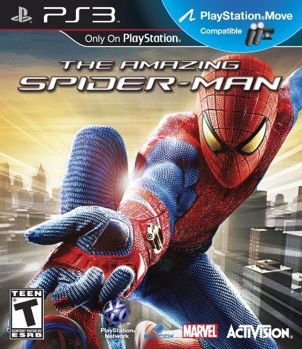 The Amazing Spider-Man(輸入版) Activision(World), http://www.amazon.co.jp/dp/B005VKRGXI/ref=cm_sw_r_pi_dp_Fcm.rb0NHAFAX