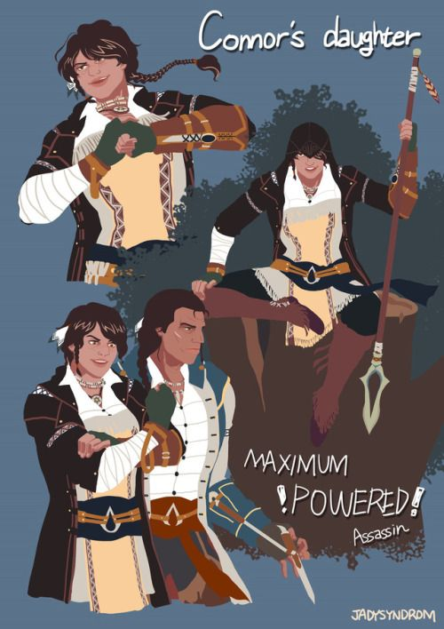 Image Result For Assassin S Creed Ocs Assassin S Creed
