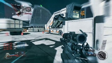 Call of Duty: Infinite Warfare - Terminal Multiplayer Map Gameplay Terminal makes its return! See how it plays in Infinite Warfare in Team Deathmatch. September 02 2016 at 08:00PM  https://www.youtube.com/user/ScottDogGaming