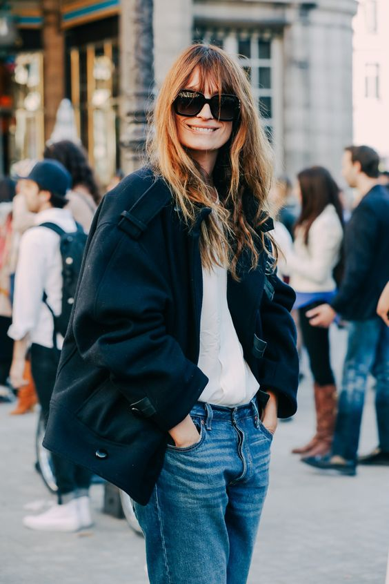 Caroline de Maigret in perfect separates: