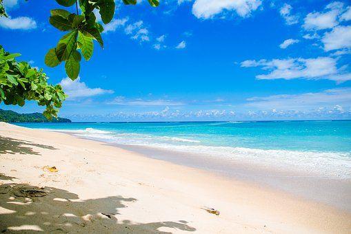 Latar Belakang Pantai Cantik Foto Pantai Fotografi Alam Latar Belakang