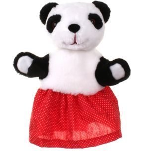 Buy Golden Bear Sooty - Soo Hand Puppet at Argos.co.uk - Your Online Shop for Teddy bears and interactive soft toys, Pre-school.