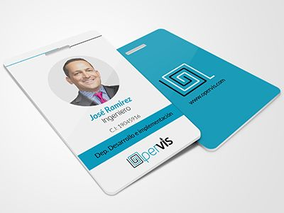 identity cards design